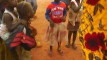 Le groupe Sitala, venu de Bobo Dioulasso, au Burkina Faso
