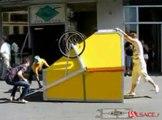 Caravane pour vélo