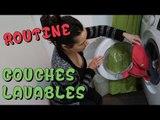 Comment bien laver ses couches lavables ?
