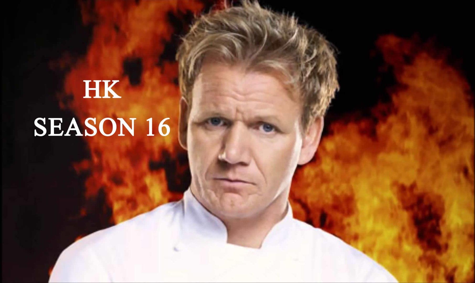 Enjoyable Hells Kitchen Season 16 Episode 11 S16E11 January 5Th Home Interior And Landscaping Synyenasavecom