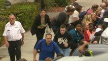 Witness describes the scene at Fort Lauderdale Airport