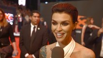 Ruby Rose Parties At 'xXx: The Return of Xander Cage' Mexico Premiere