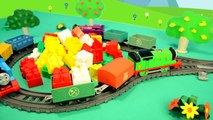 Thomas the Train and Paw Patrol. Adventures of Thomas the train and his friends.