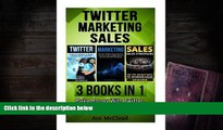Read  Twitter: Marketing: Sales: 3 Books in 1: Make Money With Twitter, Market Like A Pro   Crush