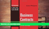 PDF [DOWNLOAD] Business Contracts : Turn Any Business Contract to Your Advantage (Entrepreneur