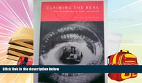 Read  Claiming the Real: The Griersonian Documentary and Its Legitimations  Ebook READ Ebook