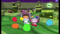 Dora the Explorer - Journey to the Purple Planet - Green Planet - Green Palace