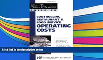 Read  The Food Service Professional Guide to Controlling Restaurant   Food Service Operating Costs