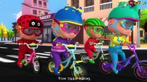 Five Little Babies Cycling On The Street   Videogyan 3D Rhymes   Baby Songs And Nursery Rhymes-CrpXxwSNeT4