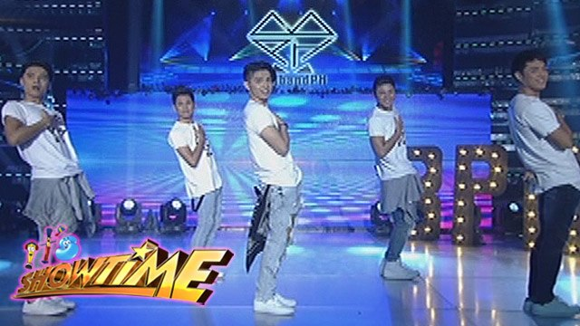 "It's Showtime: BoybandPH performs ""UnlI"""