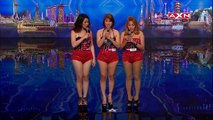 Sex Bomb Surprise! The Miss Tres Audition On Asia's Got Talent _ Got Talent Global-EZ07MNgcWpU