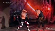 WWE Raw 2 Jan 2017  ||  Sami Zayn vs. Braun Strowman || Last Man Standing Match || WWE Raw 02-01-2017