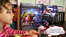 Disney Playmation AD, Iron man Playmation Marvel Avengers Starter Pack Repulsor