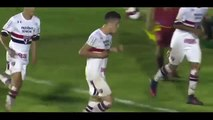 São Paulo 6 x 0 Gênus - Gols & Melhores Momentos - Copa SP de Futebol Jr. 2017