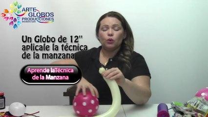 Como hacer Cintillo CupCake Balloon