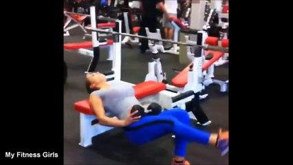 MARIALYE TROTTIER  Fitness Model  Butt-Toning Exercises for Women @ Canada