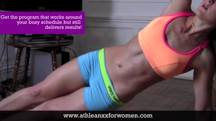 Muffin Top Melters - At Home Obliques Exercises for Women!!