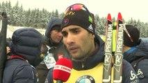 Biathlon - CM (H) - Oberhof : M. Fourcade «Une performance presque parfaite»