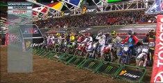 AMA Supercross 2016 Rd 12 Santa Clara - 250 WEST Main Event HD 720p (Monster Energy SX, 250 WEST - round 8)