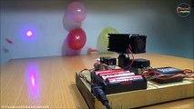 How to make a Skype Controlled UGV - DIY Spy Robot - IoT
