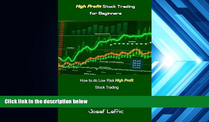 Read Book High Profit Stock Trading for Beginners: How to Do Low Risk High Profit Stock Trading