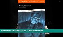 Audiobook  Frankenstein: A Kaplan SAT Score-Raising Classic Mary Shelley For Ipad