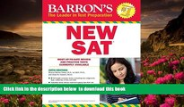 FREE [DOWNLOAD] Barron s NEW SAT, 28th Edition (Barron s Sat (Book Only)) Sharon Weiner Green M.A.