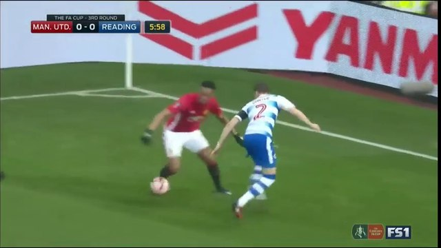 HD Highlights - Manchester United 4-0 Reading 07.01.2017
