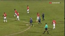 Youssouf Hadji Goal HD - Besancon FC 0 - 1 Nancy 07.01.2017