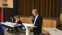 Election de Jacky Marie, maire de Saint-Pierre-en-Auge
