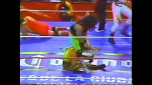 Eddie Guerrero/Rey Misterio Jr/Lizmark vs La Parka/Heavy Metal/Psicosis (AAA 2/19/93)
