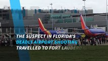FBI: Ft. Lauderdale airport shooter 'came here specifically to attack'