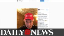 Alec Baldwin Trolls Donald Trump Over Russia's Hacks In Red Cap