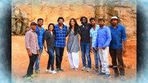 Bahubali 2 Team last day shooting
