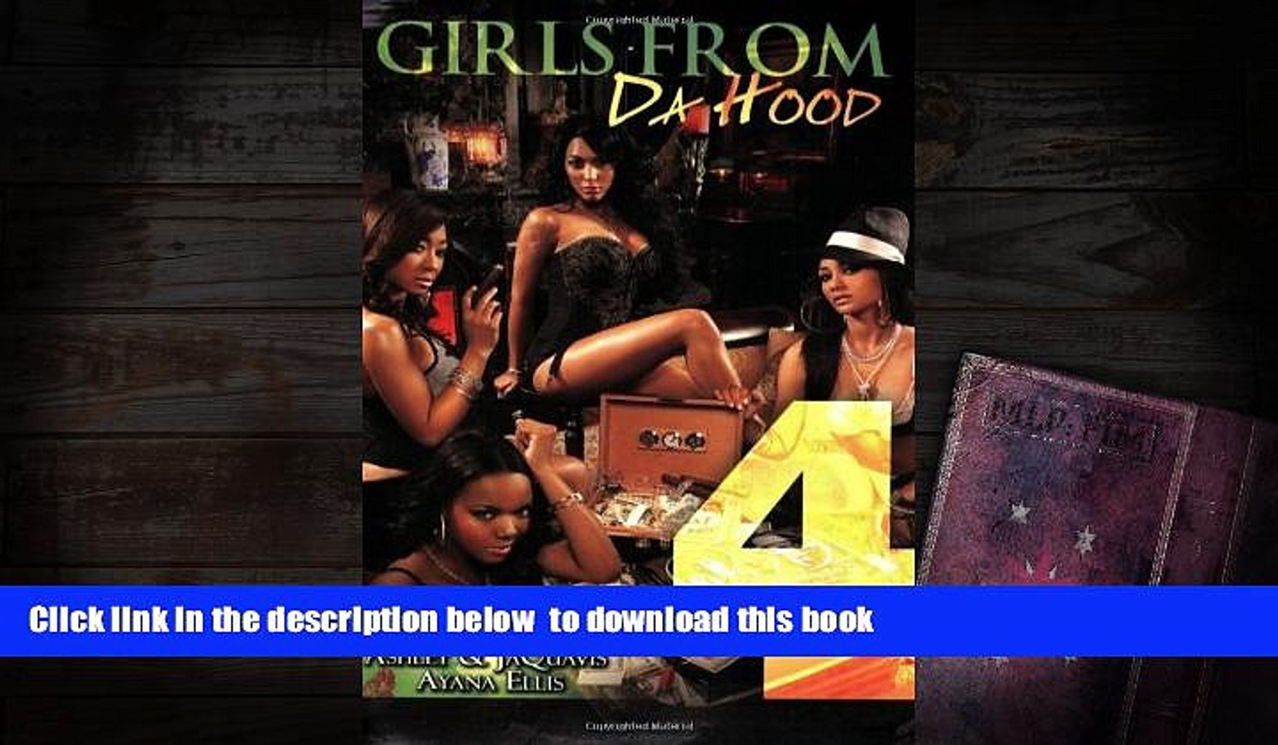 PDF [FREE] DOWNLOAD  Girls From the Hood 4 (Girls from Da Hood) (No. 4) READ ONLINE