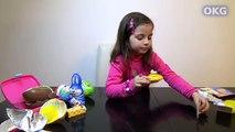 Big Easter Kinder Surprise Eggs Opening Collection Sorpresa de Pascua Huevos