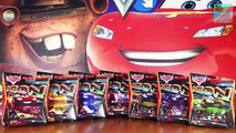 Neon Racers Neon Nights Lightning McQueen Track Glow In The