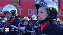 F. Hollande : derniers voeux en Corrèze
