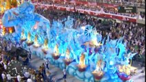 Escolas de samba do Rio de Janeiro sentem o impacto da crise