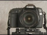 Canon EOS 40D High Speed Shooting Demonstration