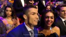 Cristiano Ronaldo Wins The FIFABest Player of the Year Award 2016
