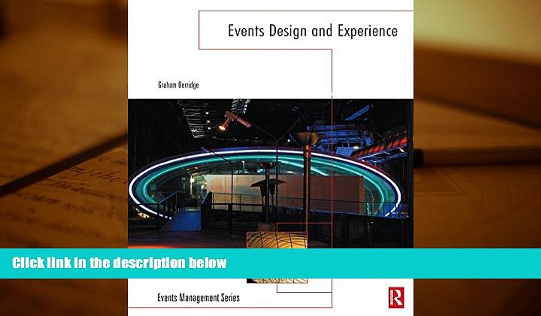 Read  Events Design and Experience (Events Management)  Ebook READ Ebook