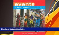 Read  Special Events: The Roots and Wings of Celebration (Wiley Event Management)  Ebook READ Ebook