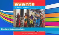 Download  Special Events: The Roots and Wings of Celebration (Wiley Event Management)  PDF READ