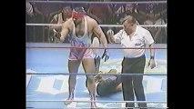 Konnan vs Jake Roberts vs Cien Caras (AAA August 28th, 1993)