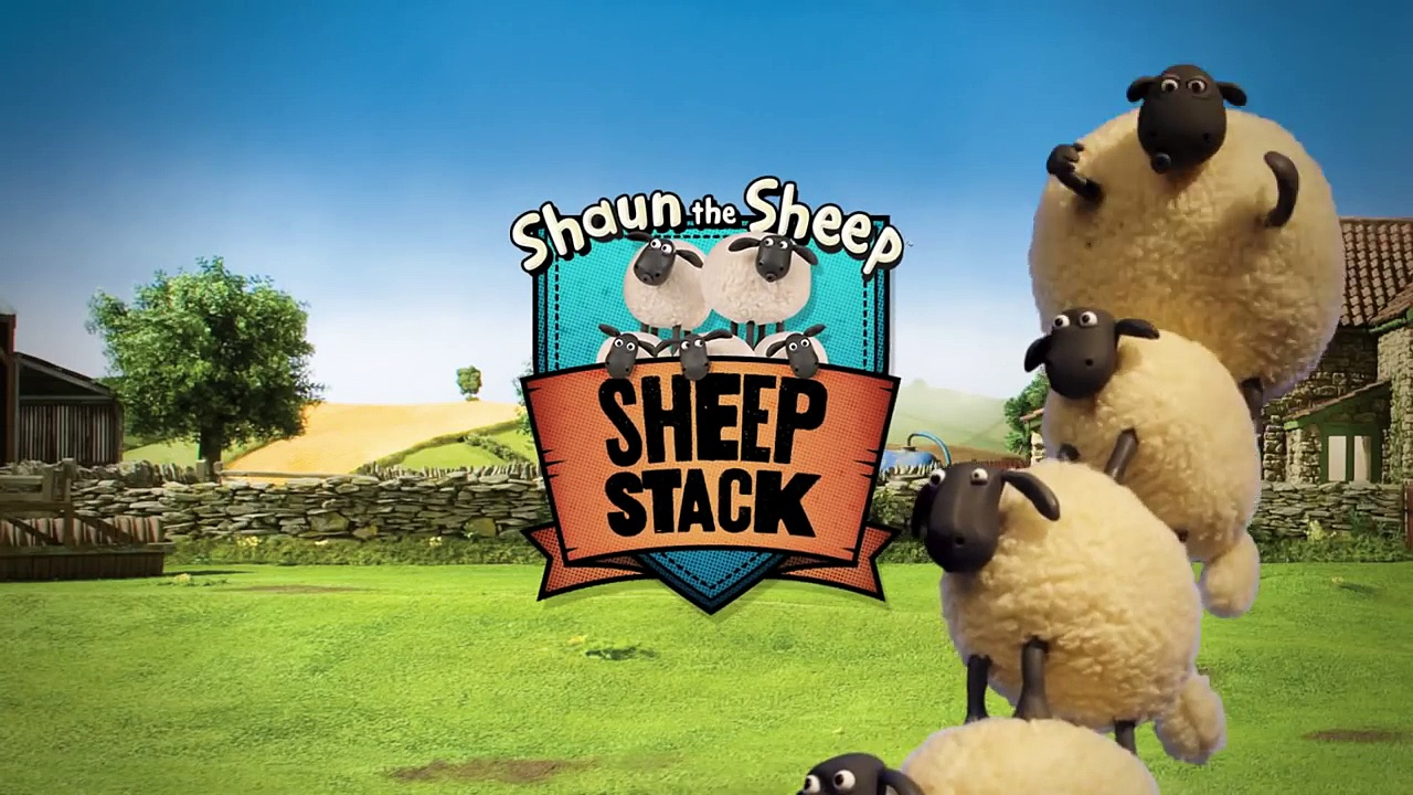 Shaun the Sheep – Design a Sheep Stack level competition!-pZBGnBWYjZE