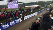 Cyclo-cross - Championnats de France 2017 - Maxime Bonsergent champion de France Juniors à Lanarvily