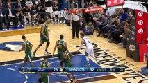 Haute altitude : Zach LaVine s'envole et claque un superbe dunk !