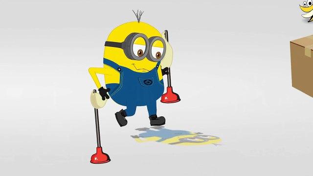 Minions Mini Movies 2016 - #Minions Ping Pong  Banana Funny Cartoon [HD]_45