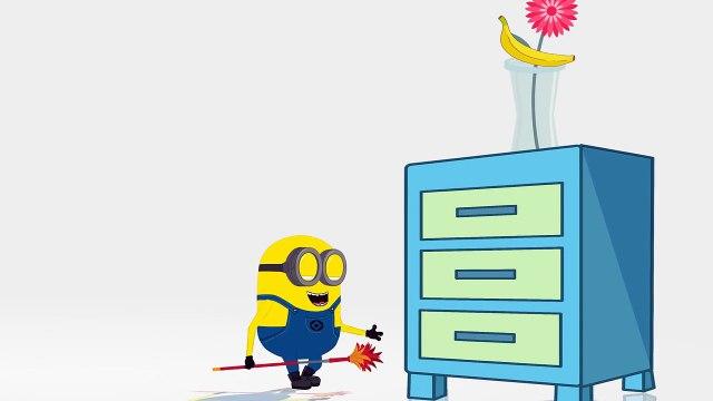 Minions Mini Movies 2016 - #Minions Ping Pong  Banana Funny Cartoon [HD]_75